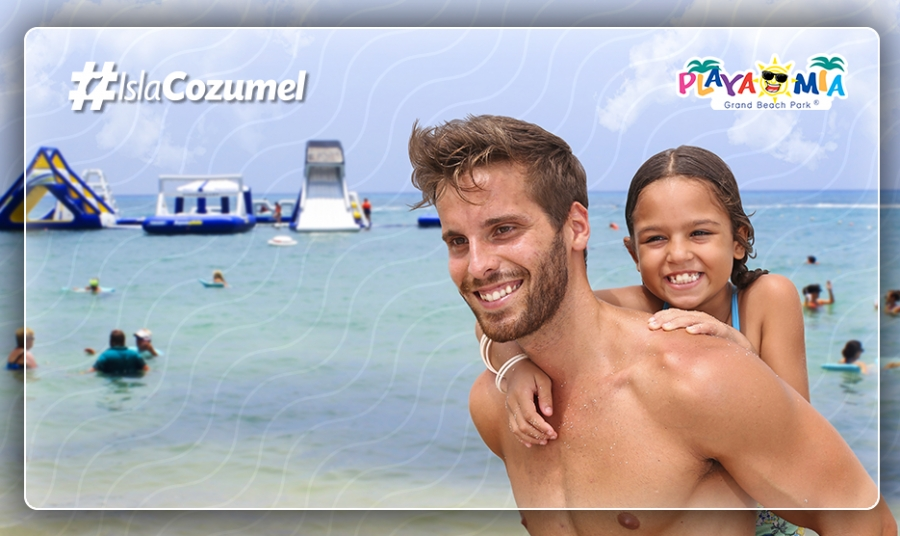 Best Cozumel Tours for Kids at Playa Mia Grand Beach Park