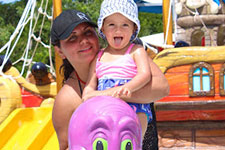 Cruise Travel with Toddlers