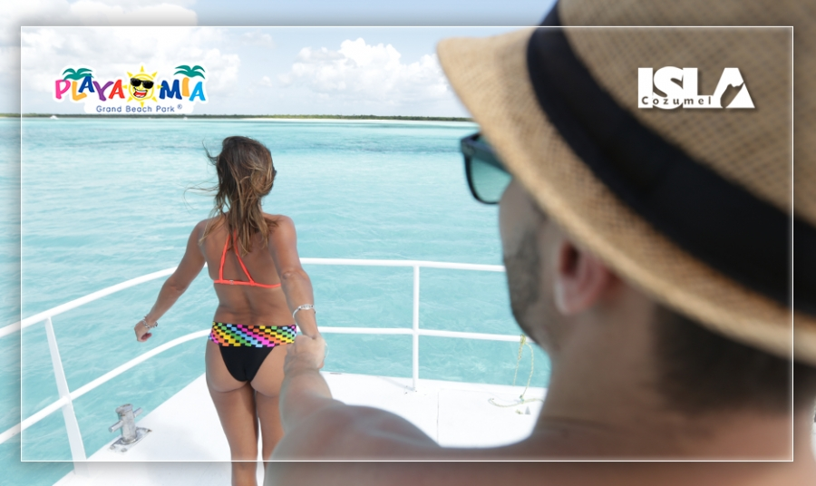 Discover the Best Cozumel Tours at Playa Mia Grand Beach & Water Park