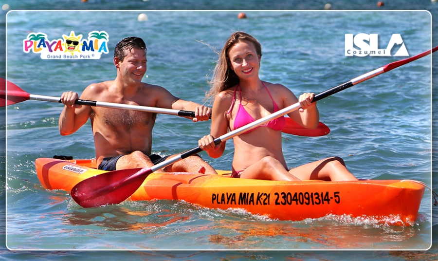 Top 10 Reasons Couples Love Playa Mia Grand Beach Park in Cozumel