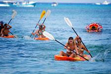 Kayaking - Water Sports Adventures