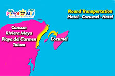 Things to Do in Cozumel on a Day Trip from the Riviera Maya