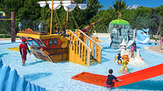 Buccaneer's Bay at Playa Mia Grand Beach Park, Cozumel