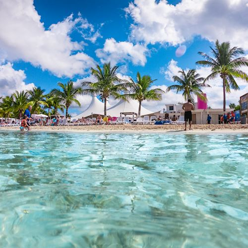 Playa Mia Day Pass Experience at Cozumel, Mexico