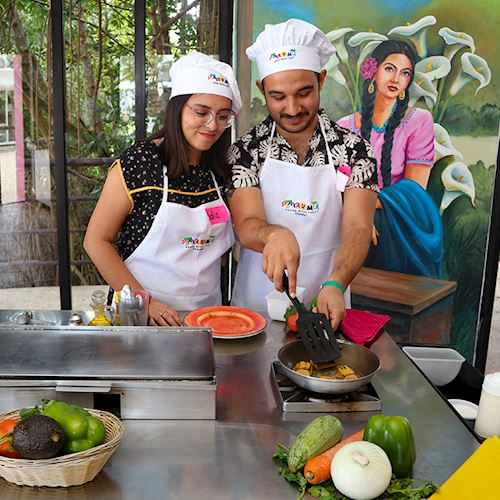 Mexican Cuisine Workshop at Cozumel, Mexico